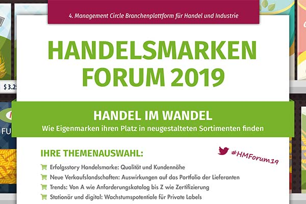 Handelsmarkenforum 2019