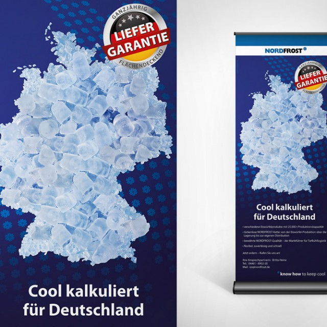 Nordfrost Promotion Roll-Ups
